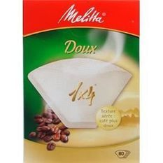MELITTA Filtre Café Doux 1x4/80