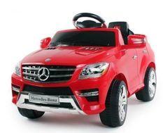 Mercedes ML 350 rouge Voiture enfant électrique