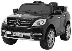 Mercedes ML350 noir Voiture enfant électrique