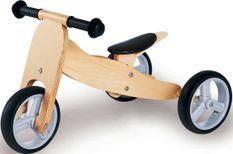 Mini draisienne tricycle enfant bouleau massif clair Charlie
