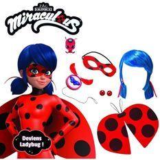 Miraculous Ladybug - Maxi set de transformation Miraculous