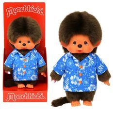 Monchhichi - Hawai