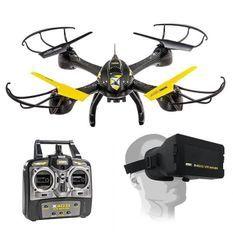 MONDO Ultra Drone Radiocommandé X40.0 VR MASK + Caméra Wi-Fi