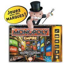 Monopoly Empire Hasbro
