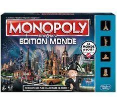 Monopoly Monde Hasbro