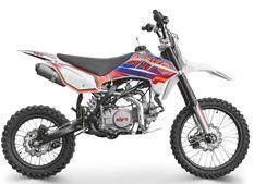 Dirt bike 140cc Kayo TT140 17/14 pouces