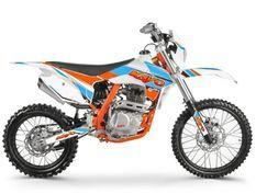 Moto cross enduro 250cc Kayo T2 21/18