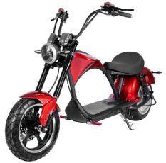 Moto électrique eMV1 Azur Scooter Rouge