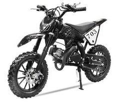 Moto enfant Super cross 49cc 10/10 noir