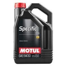 MOTUL Huile SPECIFIC 0720 5W30 5L (bidon)