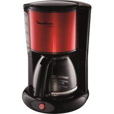 MOULINEX FG360D11 Cafetiere filtre Subito - Rouge