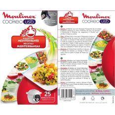 MOULINEX XA600011 Clé USB theme Méditerranée pour Cookeo