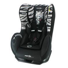Nania Siege auto COSMO groupe 0/1 (0-18kg) - Zebra