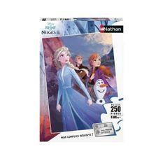 NATHAN - La Reine des Neiges 2 Puzzle 250 pieces