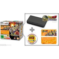 New Nintendo 3DS + Dragon Ball Z : Extreme Butoden Préinstallé