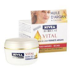 NIVEA Visage vital Soin jour fermeté argan - 50 ml