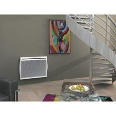 NOIROT Happy KFM1545FDAJ - Panneau rayonnant SAS - Horizontal 1500 W - Coloris blanc