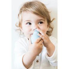 NUBY Set mouche bébé et poire auriculaire - 0 mois +