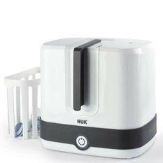NUK Stérilisateur Electrique 6 minutes - Capacité 6 biberons - Vario Express