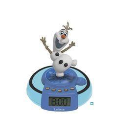 OLAF Radio reveil jumper Lexibook