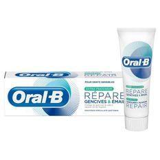 ORAL B Dentifrice Répare gencives et émail Extra fraîcheur - 75 m