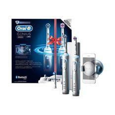 Oral-B Genius 8900 Brosse a Dents Électrique x2