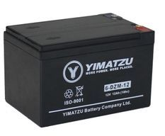Pack 3 batteries électrique 800W 36V pour quad madox deluxe 800W