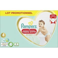 Pampers Premium Protection Pants T4, x76