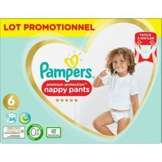 Pampers Premium Protection Pants T6, x64