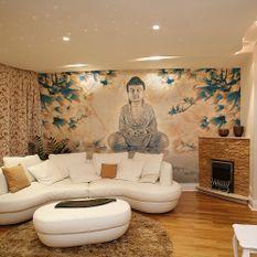 Papier peint Buddha of prosperity