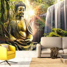 Papier peint Buddhist Paradise