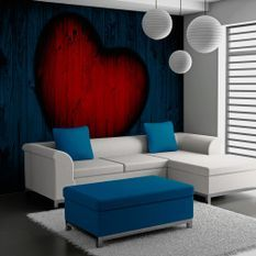 Papier peint Heartbeat