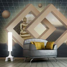 Papier peint New dimension of Buddhism