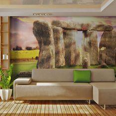 Papier peint Pierres mystérieuses de Stonehenge