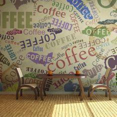 Papier peint The fragrance of coffee