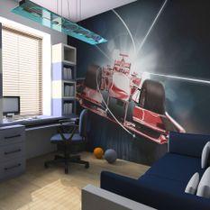 Papier peint Vitesse et dynamique F1 Formule 1