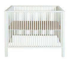 Parc bébé hêtre massif blanc Emoki 78x98 cm