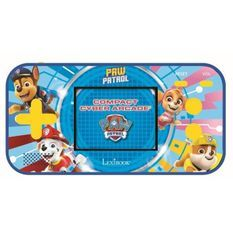 PAT' PATROUILLE Console de jeux portable enfant Compact Cyber Arcade LEXIBOOK - 150 jeux