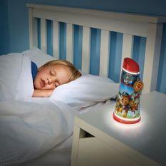 PAT PATROUILLE Lampe Torche et Veilleuse 2-en-1 GoGlow - Worlds Apart