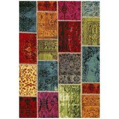 PATCHWORK Tapis de salon 120x170 cm