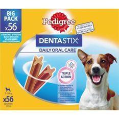 PEDIGREE Dentastix Bâtonnets - Pour petit chien - 2160 g