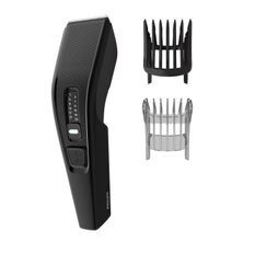 PHILIPS HC3509/15 Tondeuse Cheveux & Barbe - Série 3000 - 13 hauteurs de coupe - noir