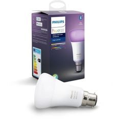 PHILIPS HUE Ampoule White & Color Ambiance - 10 W - B22 - Bluetooth