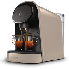 PHILIPS L'OR Barista LM8012/10 Machine a café a capsules - Beige soyeux