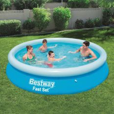 Piscine ronde gonflable Fast Bestway 366x76cm