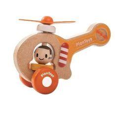PLAN TOYS Mon Premier Hélicoptere