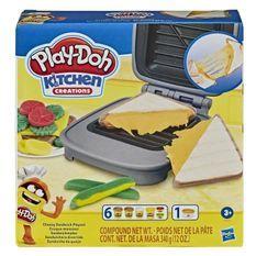 Play-Doh – Pate A Modeler – Croque-Monsieur