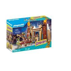 PLAYMOBIL 70365 - SCOOBY-DOO! Histoires en Egypte - Nouveauté 2020