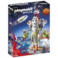 PLAYMOBIL 9488 - Space - Fusée Mars avec plateforme de lancement - Nouveauté 2019