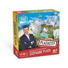 Plazacity - M6 games - Jeu de société - CARTAMUNDI